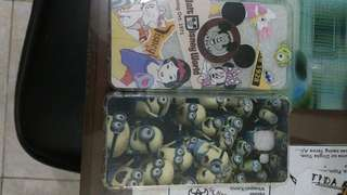 Softcase samsung A5 Minions and Disney