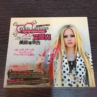 🚚 艾薇兒 美麗壞東西 Avril Lavigne