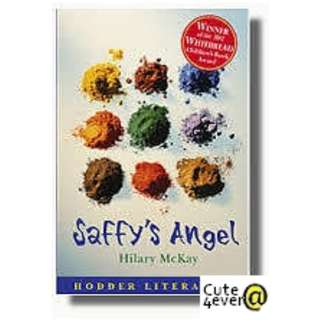 SECONDARY SCHOOL LITERATURE BOOK: SAFFY'S ANGEL BY HILARY MCKAY