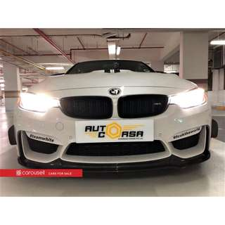 BMW M Series M4 Convertible