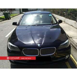 BMW 5 Series ActiveHybrid 5