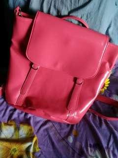 Pink Parisian Bag