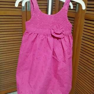 So Girlie Pink Summer Dress