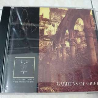 Grotesque - In The Embrace Of Evil + At The Gates - Gardens Of Grief