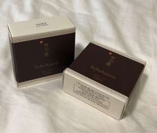 Sulwhasoo Herbal Soap 2pcs (Travel size)- Price Negotiable