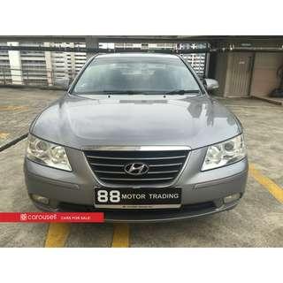 Hyundai Sonata 2.0A NF