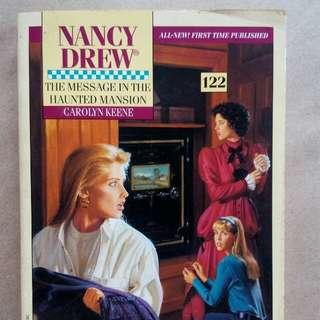 Carolyn Keene: Nancy Drew