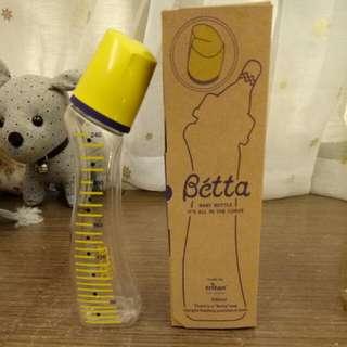 日本Betta防脹氣奶瓶240ml/tritan