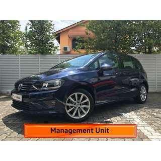 Volkswagen Sportsvan Comfortline 1.4 TSI