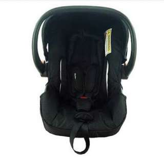 SEWA infant car seat cocolatte