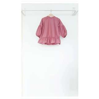 Dusty Pink Girl Top