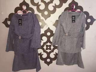 Baju Raya Only size M