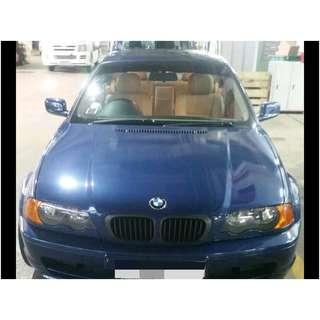 BMW 318Ci Cabriolet Auto