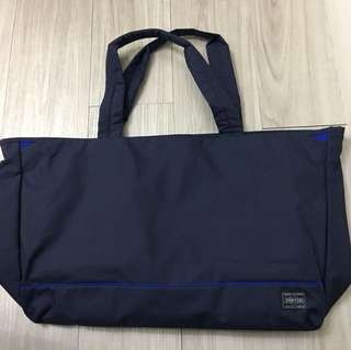 PORTER GIRL MOUSSE TOTE BAG (L)