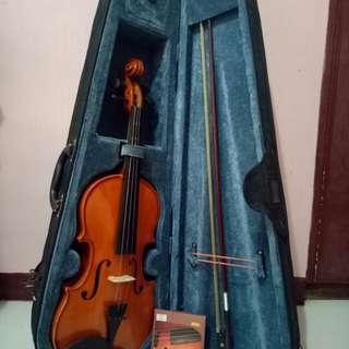 Pre-loved Violin (Valencia 4/4)