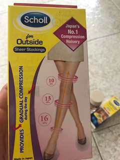 Scholl Stocking