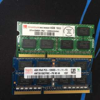 Laptop Ram DDR3