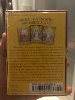 Angel tarot card