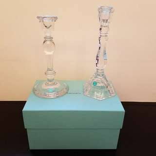 Tiffany Candle Stand (1盒2款)