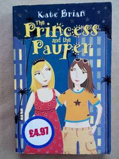 Kate Brian: The Princess and the Pauper