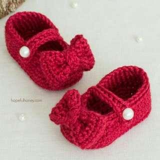 Cara Sandals Crochet 💖