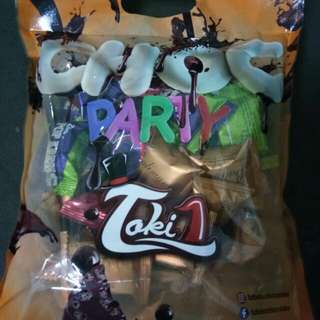 Choc party by tobello