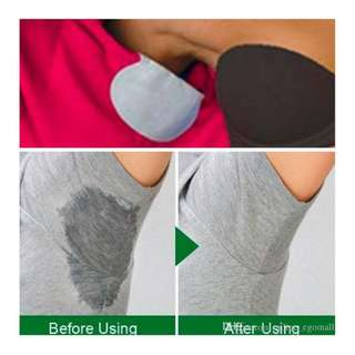 ON HAND UNDERARM SWEATPADS! BUY 1 AT 100 GET 1 FOR 70.00