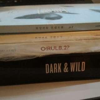 [WTS] BTS Albums