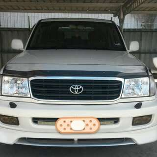 Toyota Land Cruisher HDJ101