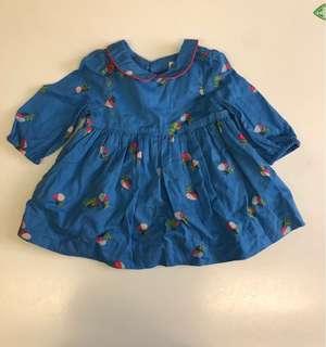 Baby Gap-blue 3-6M