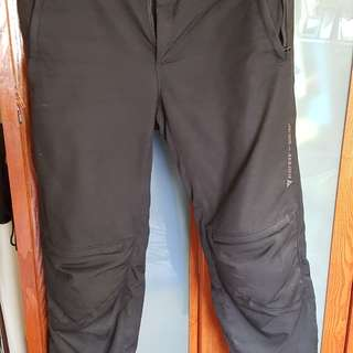Dainese Goretex riding Pants