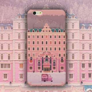 $165 budapest hotel 布達佩斯酒店 奧斯卡 電話殼 $165