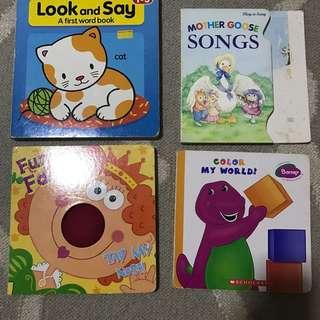 Preloved Toddler Books