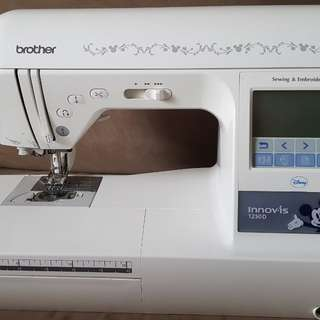 Brother NV1250D Disney Sewing Embriodery Machine