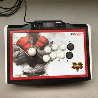 Mad catz te2+ fightstick