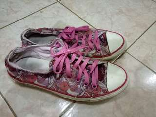 Pre-loved Converse Pink Limited Edition