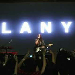 REPRICED 💯 RUSH!! LANY LIVE IN MANILA GEN. AD. DAY 1