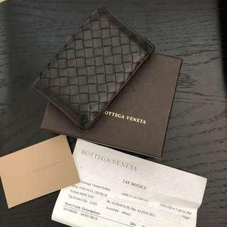 Auth preowned Bottega Veneta Cardholder Syd pickup