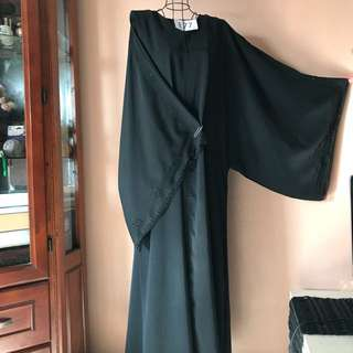 Preloved Abaya Direct From Riyadh