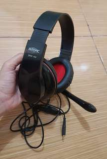 Headset Intopic Jazz-660 #MakinUntung