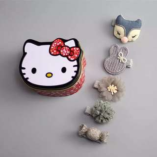 Little Kid Hair Accessory - LKR101  Design: as attach photo