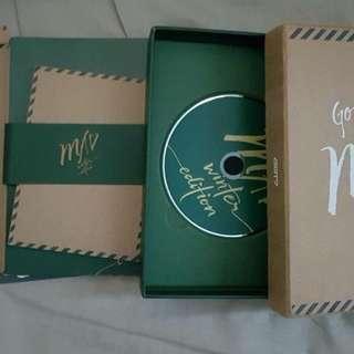 GOT7 MAD Winter Edition Merry Version
