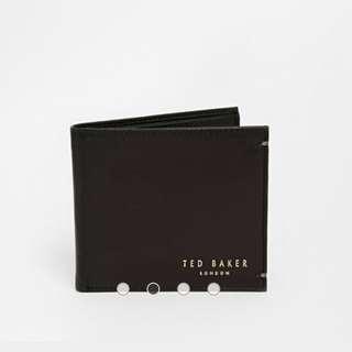 全新 正品 Ted Baker 男士 銀包