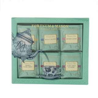 Fortnum's Famous Tea Bag Selection, 60 Tea Bags