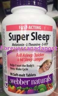 <加拿大直送> super sleep 最後一樽現貨