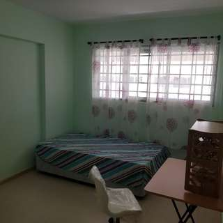 Fully furnished common room for rent