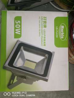 LED50W戶外射燈