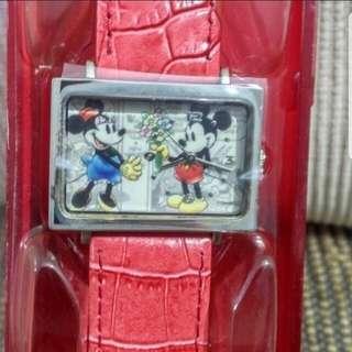 Disney Mickey and Minnie Limited Edition watch
