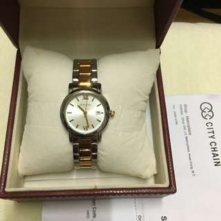 Delvina Watch bought from City Chain