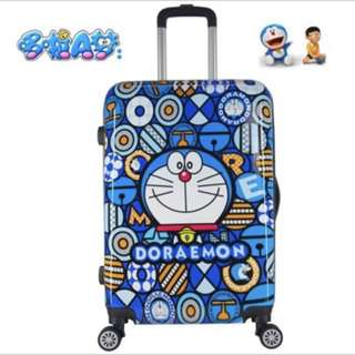 School holiday Promotion!!! 20 inch luggage - hand carry - doraemon